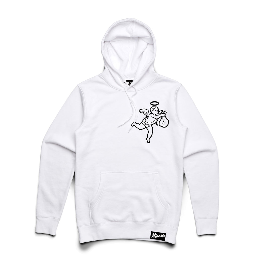 The Supplier Hoodie - White