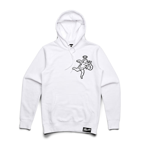 The Supplier Hoody - White