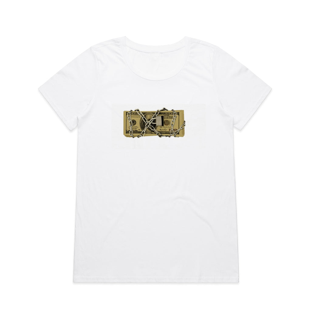 Locked Money  -Women's Tee