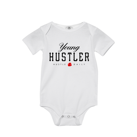 Young Hustler Statement Onesie