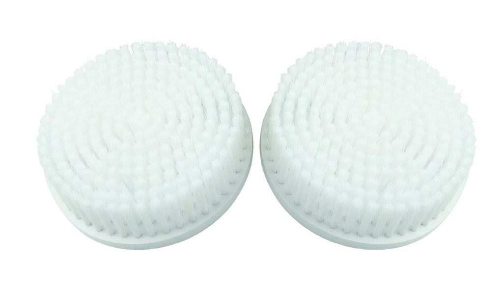 Facial Cleansing System Replacement Face Brush Heads, 2 Count