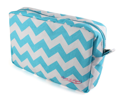 Chevron Cosmetic Bag - FREE For a Limited Time