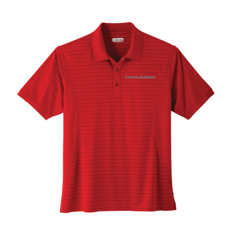 Men's Shadow Stripe Polo