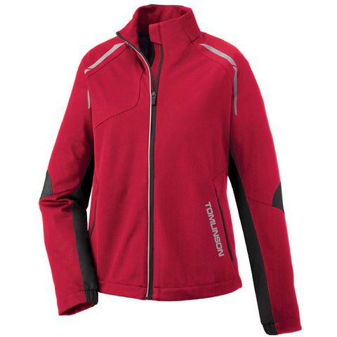 Ladies Dynamo Hybrid Softshell Jacket