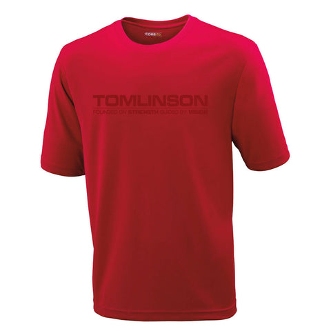 Men's Performance Short Sleeve Tee