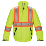 High Vis Insulated Bomber Jacket