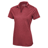 Ladies Polyester Wicking Polo