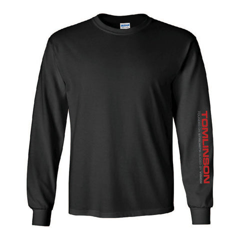 100% Cotton Long Sleeve Tee