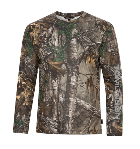 RealTree Camo Long Sleeve Tee (Limited Time Only)