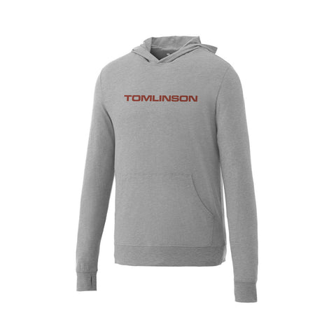Men's Thin Pullover Hoodie