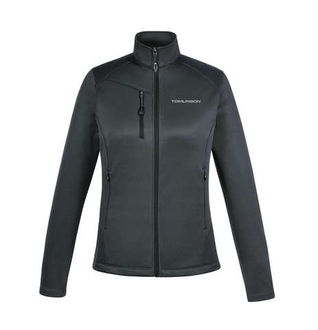 Ladies Smooth Fleece Jacket