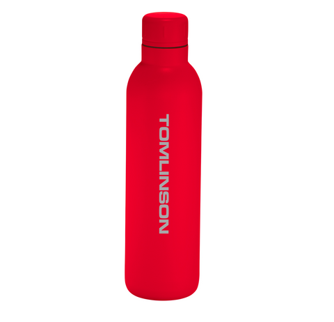 Red Stainless Bottle