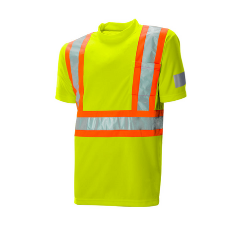 High Vis Safety T-Shirt