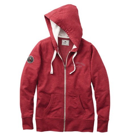 Ladies Full Zip ROOTS Hoodie