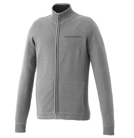 Men's Full Zip Sweater (WQL)
