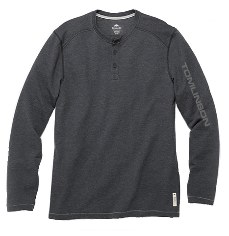 Men's ROOTS Henley Shirt