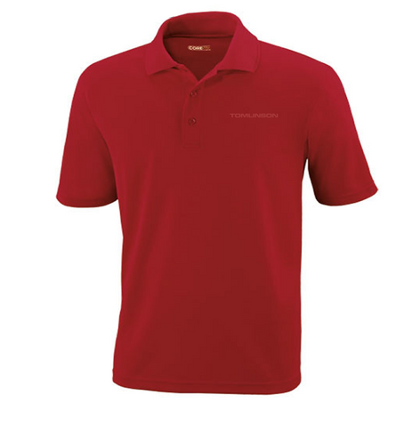 Men's Origin Polo (WQL)