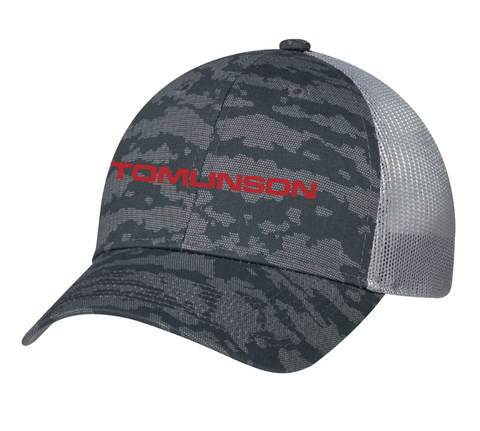 Urban Camo Mesh Back Hat