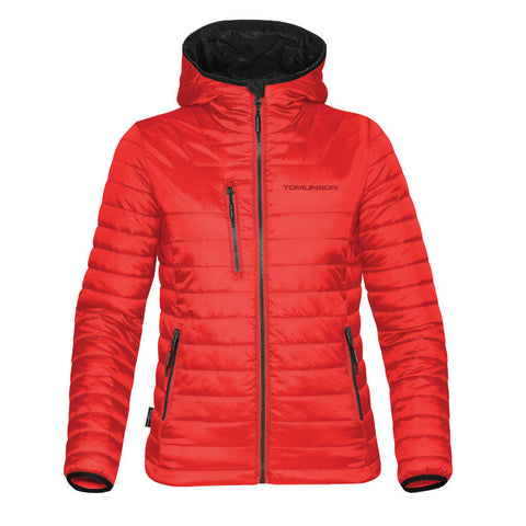 Ladies Thermal Jacket (WQL)