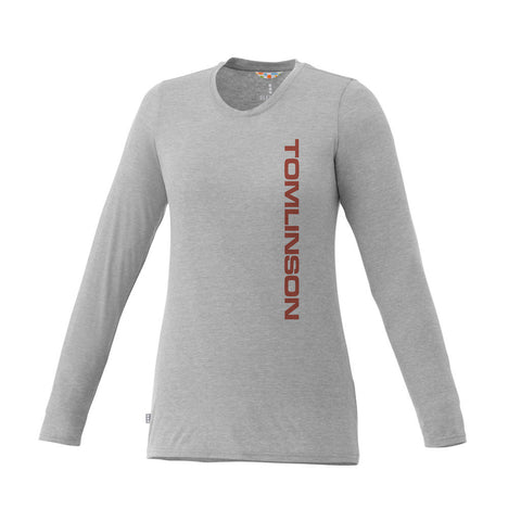 Ladies Long Sleeve Tee (WQL)