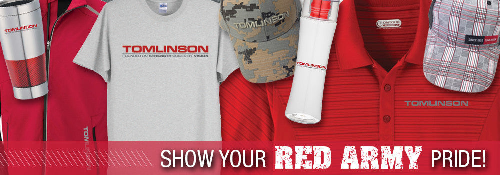 Show Your Red Army Pride!