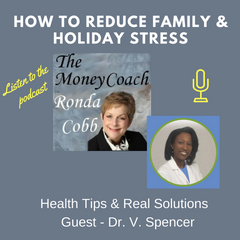How to Reduce Family & Holiday Stress