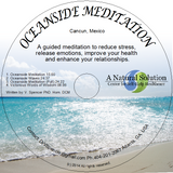 OCEANSIDE MEDITATION  Recorded on the beach in Cancun, Mexico just before the Sept. 2004 hurricane.