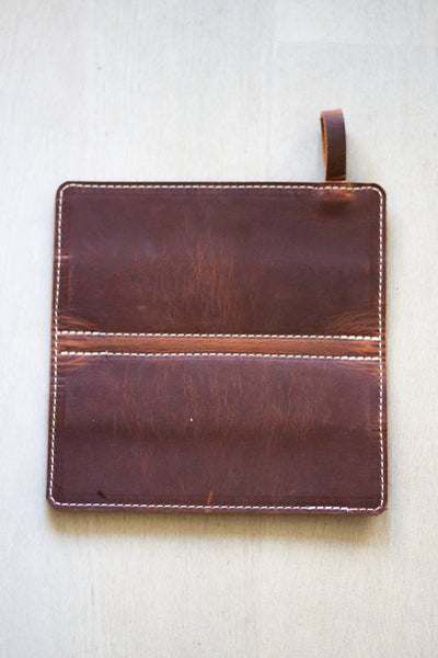 Leather Hot Pad