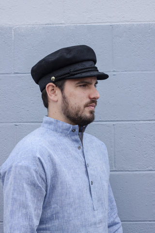 Skipper Cap #2 Wool