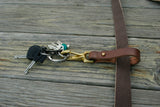 Leather Key Snap