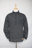 Dark Hemp/Organic - cotton shirt PRE ORDER