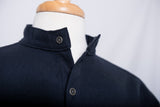 Indigo - wool shirt