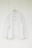 Scandinavian Linen Kid Shirt