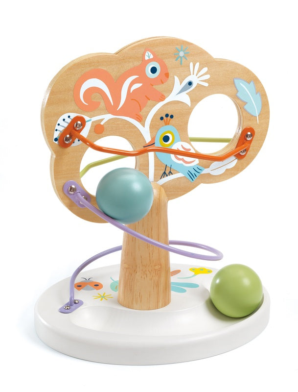 Djeco Baby Tree wooden game