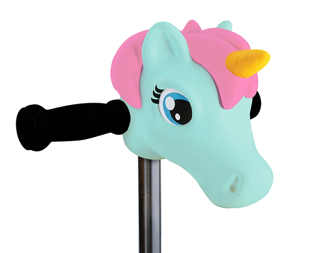 SCOOTAHEADZ - ELSA THE UNICORN BLUE/PINK