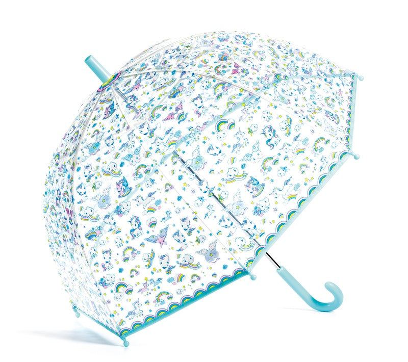 Djeco Unicorns PVC umbrella