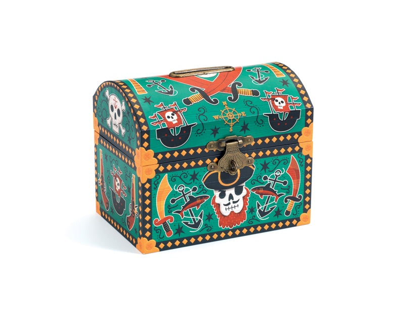 Djeco Pirates Money Box