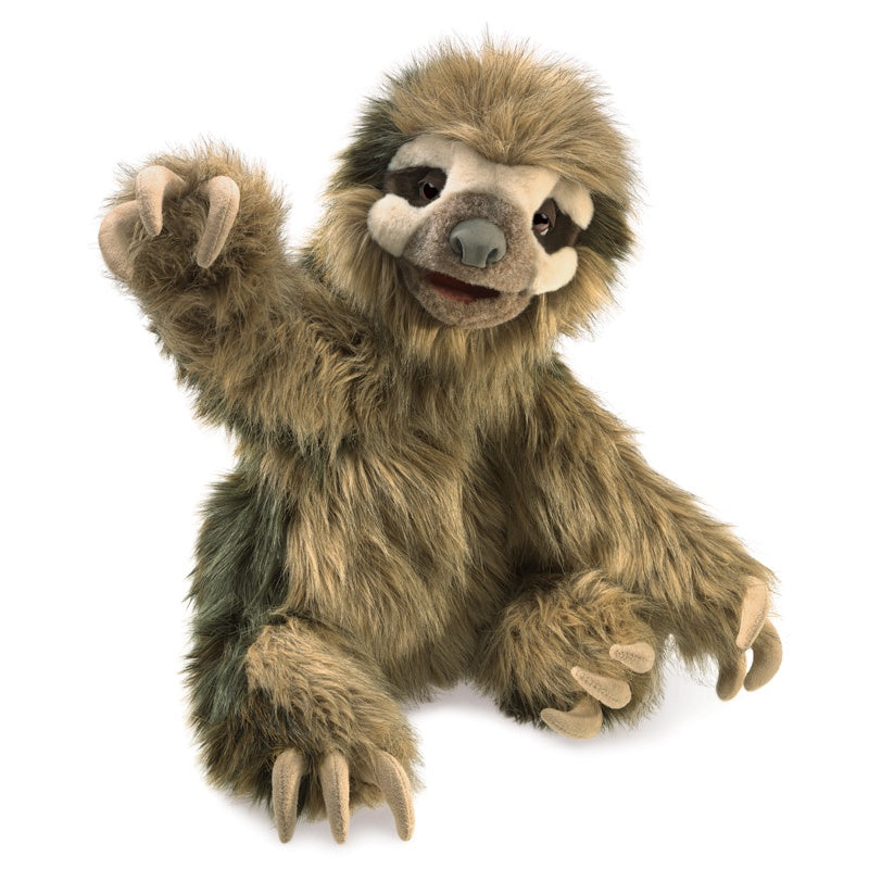Sloth Puppet