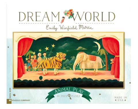 DREAM WORLD PUZZLES - ANIMAL PLAY