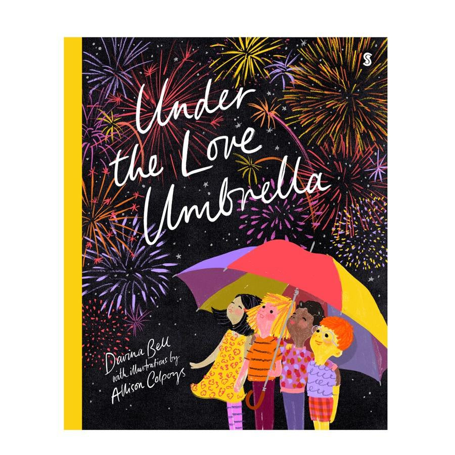 UNDER THE LOVE UMBRELLA (HARDBACK)