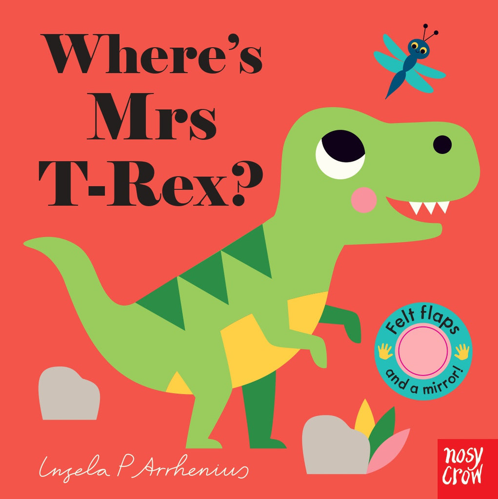 Where's Mrs T-Rex