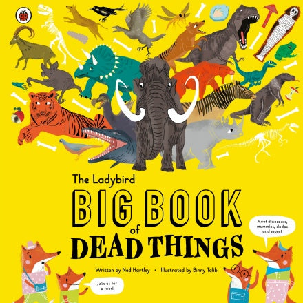 THE LADYBIRD - BIG BOOK OF DEAD THINGS