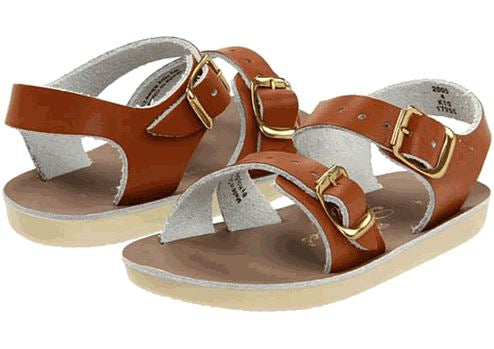 0fc4f456932d SALTWATER SANDALS SUN-SAN SURFERS IN TAN - Too Cool For School