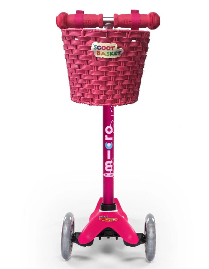MICRO - SCOOT BASKET PINK