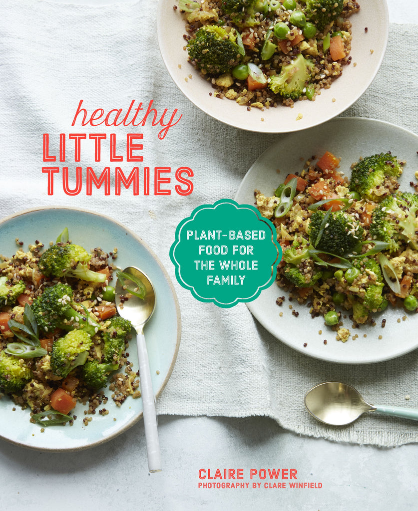 Healthy Little Tummies family cookbook