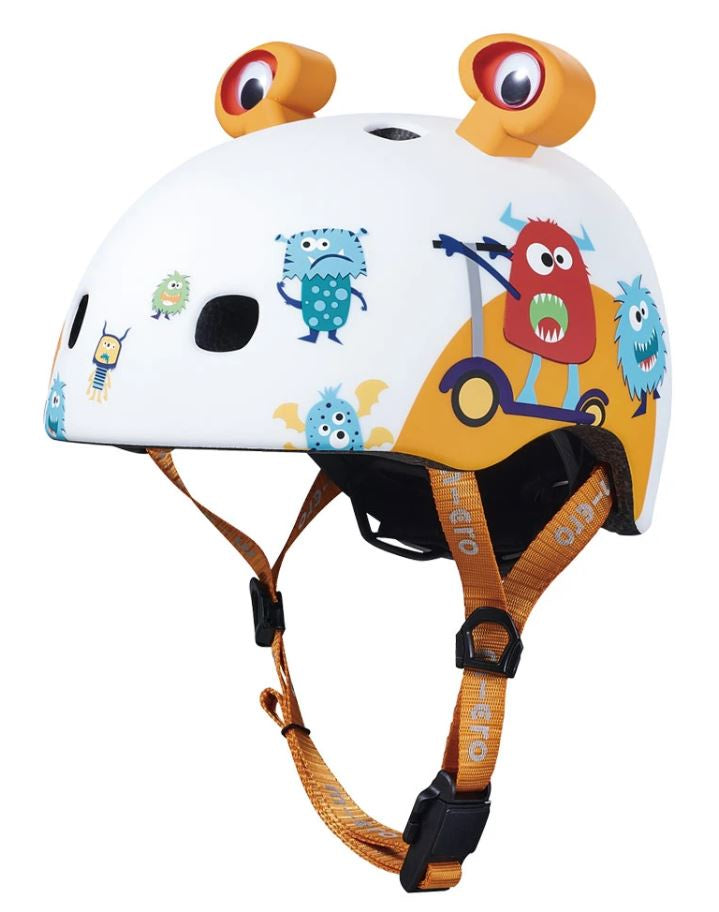 Micro Scooter Monster 3D child helmet
