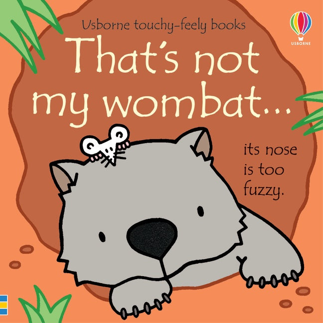 Thats Not My Wombat