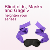 Browse Blindfolds Masks and Gags