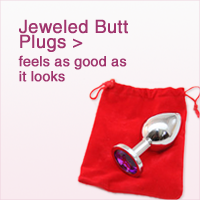 Browse Jeweled Butt Plugs