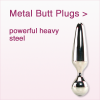 Browse Metal Butt Plugs